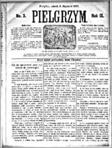 Pielgrzym, pismo religijne dla ludu 1877 nr 3