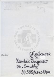 Zembik Zbigniew