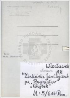 Zieliński Jan Wojciech