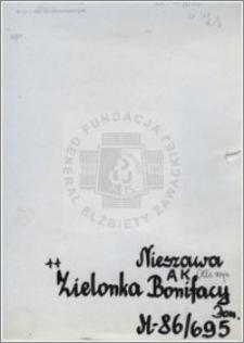 Zielonka Bonifacy