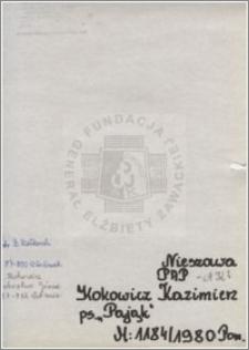 Kokowicz Kazimierz