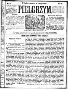 Pielgrzym, pismo religijne dla ludu 1877 nr 15