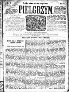 Pielgrzym, pismo religijne dla ludu 1877 nr 16