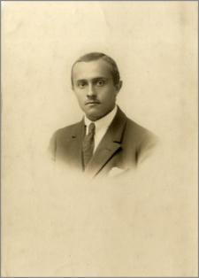 Edmund Poznański w wieku ok. 19 lat