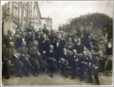 Delegacja polska na Konferencji Ekonomicznej w Genui w kwietniu 1922 roku