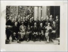 Pracownicy Konsulatu Generalnego RP w Paryżu