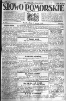 Słowo Pomorskie 1926.08.28 R.6 nr 197
