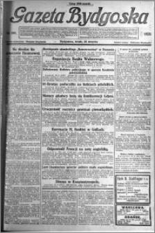 Gazeta Bydgoska 1923.08.22 R.2 nr 190