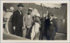 Delegacja polska na rokowaniach polsko-tureckich w Lozannie w 1923 roku