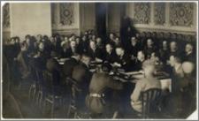 Konferencja Pokojowa w Rydze – posiedzenie Komisji Prawnej