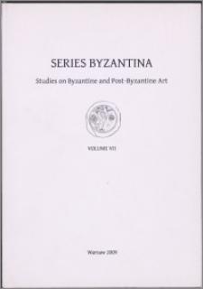 Series Byzantina, 7