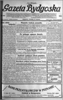 Gazeta Bydgoska 1923.08.26 R.2 nr 194