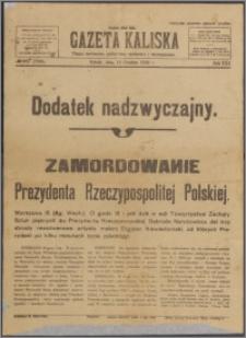Zamordowanie Prezydenta Rzeczypospolitej Polskiej