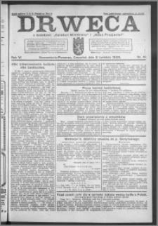 Drwęca 1926, R. 6, nr 41