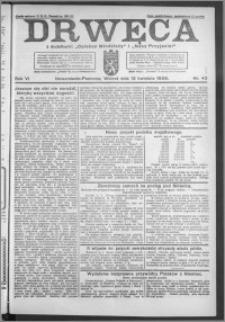 Drwęca 1926, R. 6, nr 43