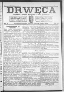 Drwęca 1926, R. 6, nr 73