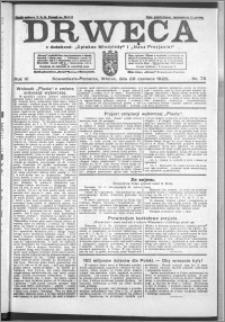 Drwęca 1926, R. 6, nr 75