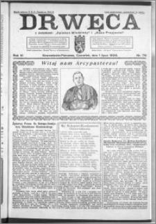 Drwęca 1926, R. 6, nr 76