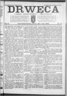 Drwęca 1926, R. 6, nr 77