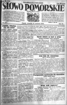 Słowo Pomorskie 1926.09.16 R.6 nr 213