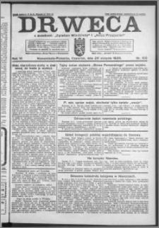 Drwęca 1926, R. 6, nr 100
