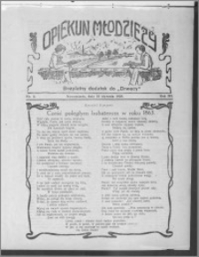 Opiekun Młodzieży 1926, R. 3, nr 3