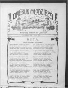 Opiekun Młodzieży 1926, R. 3, nr 5