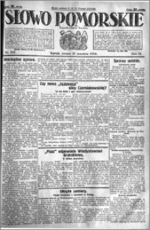 Słowo Pomorskie 1926.09.21 R.6 nr 217