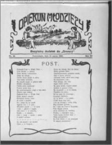 Opiekun Młodzieży 1926, R. 3, nr 10