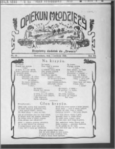 Opiekun Młodzieży 1926, R. 3, nr 13