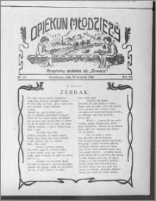 Opiekun Młodzieży 1926, R. 3, nr 17