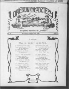 Opiekun Młodzieży 1926, R. 3, nr 18