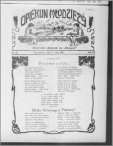 Opiekun Młodzieży 1926, R. 3, nr 19