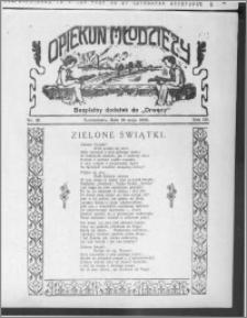 Opiekun Młodzieży 1926, R. 3, nr 20