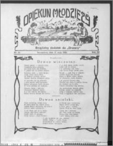 Opiekun Młodzieży 1926, R. 3, nr 21