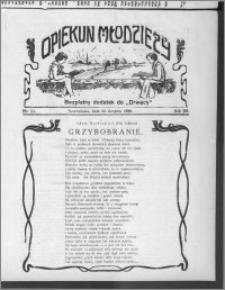 Opiekun Młodzieży 1926, R. 3, nr 34