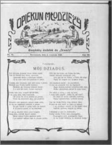 Opiekun Młodzieży 1926, R. 3, nr 35