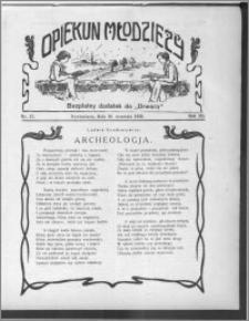 Opiekun Młodzieży 1926, R. 3, nr 37