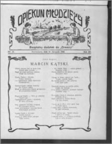 Opiekun Młodzieży 1926, R. 3, nr 46