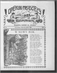 Opiekun Młodzieży 1926, R. 3, nr 52
