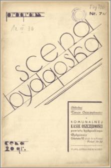 [Program:] Scena bydgoska. Sezon 1935/36, 1936-04-12