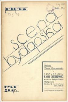 [Program:] Scena bydgoska. Sezon 1935/36, 1936-05-23