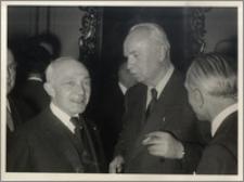 Karol Poznański i Generał Kazimierz Sosnkowski
