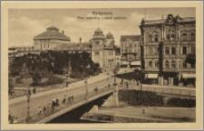 Bydgoszcz : Plac Teatralny i most Gdański