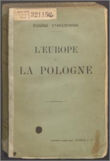 L'Europe et la Pologne