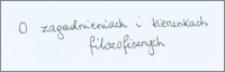 Wykłady, cz. 1