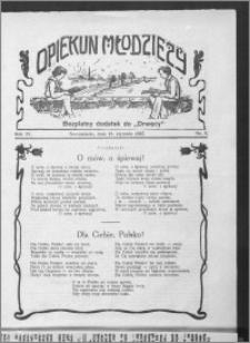 Opiekun Młodzieży 1927, R. 4, nr 3