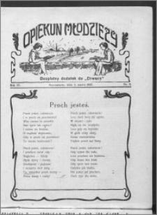 Opiekun Młodzieży 1927, R. 4, nr 9