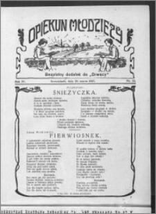 Opiekun Młodzieży 1927, R. 4, nr 12