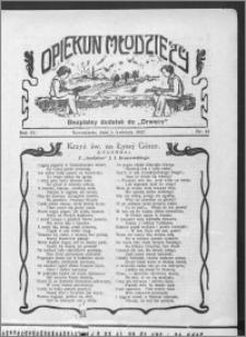 Opiekun Młodzieży 1927, R. 4, nr 13